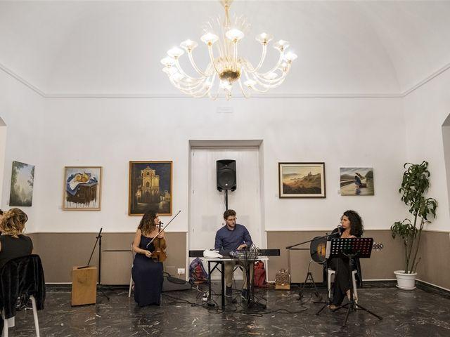 Il matrimonio di Oriana e Bruno a Ragusa, Ragusa 133