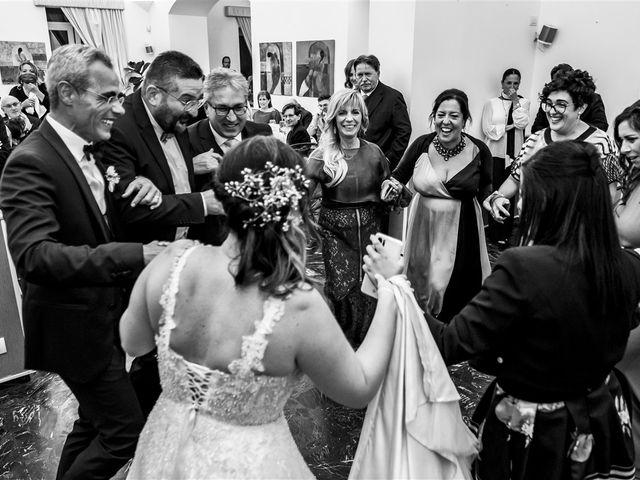 Il matrimonio di Oriana e Bruno a Ragusa, Ragusa 141