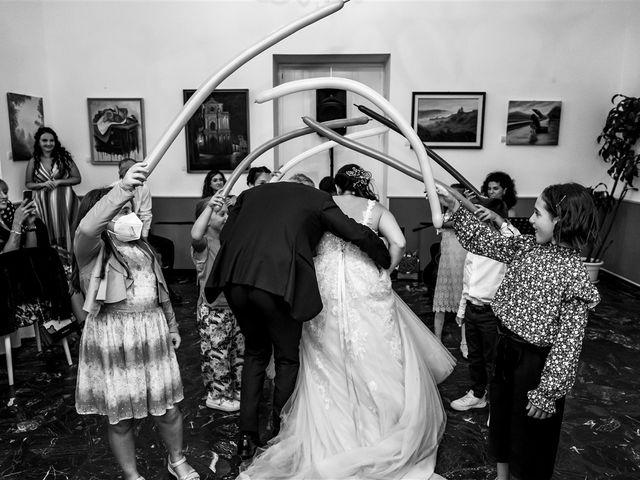 Il matrimonio di Oriana e Bruno a Ragusa, Ragusa 143