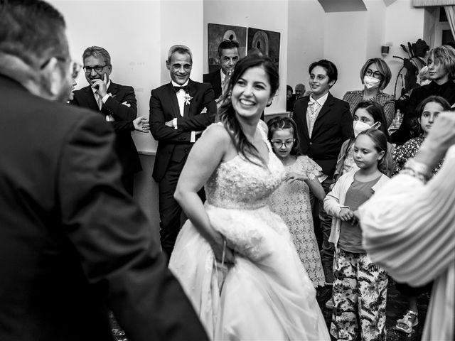 Il matrimonio di Oriana e Bruno a Ragusa, Ragusa 146