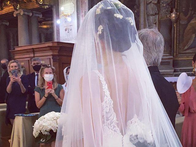 Il matrimonio di Massimo e Carlotta a Roma, Roma 1