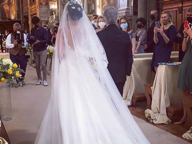Il matrimonio di Massimo e Carlotta a Roma, Roma 2