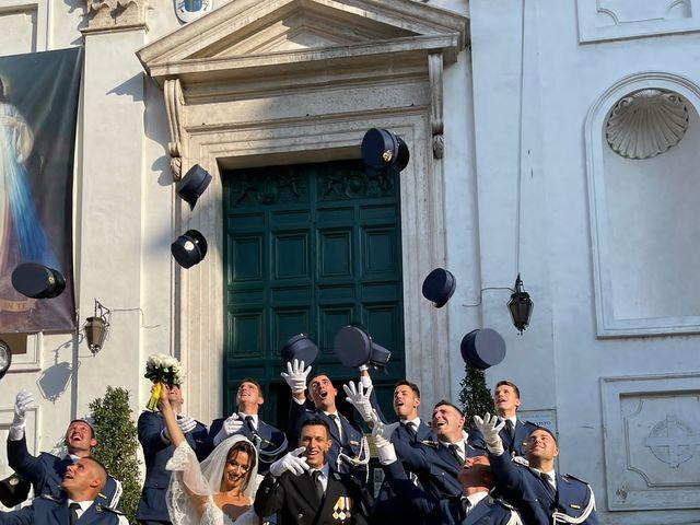 Il matrimonio di Massimo e Carlotta a Roma, Roma 6