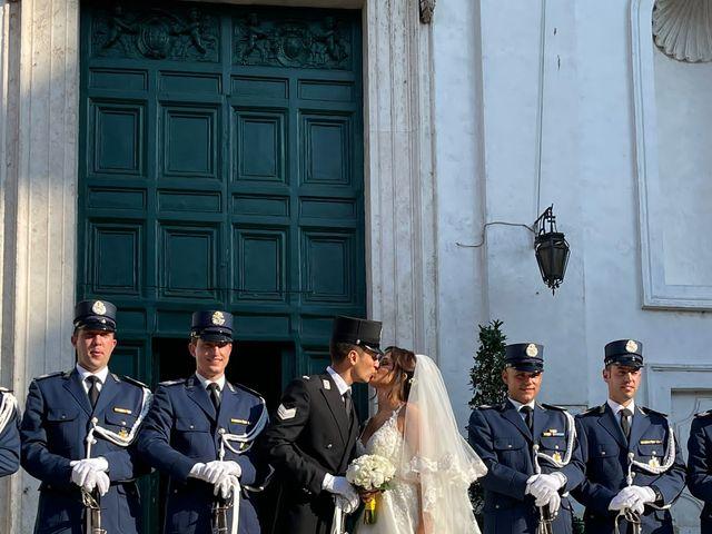 Il matrimonio di Massimo e Carlotta a Roma, Roma 7