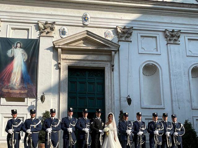 Il matrimonio di Massimo e Carlotta a Roma, Roma 8