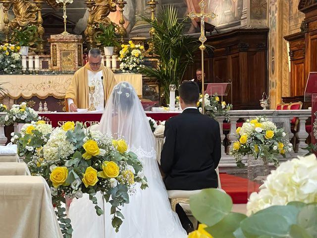Il matrimonio di Massimo e Carlotta a Roma, Roma 9
