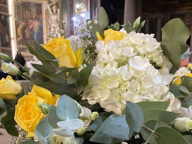 Il matrimonio di Massimo e Carlotta a Roma, Roma 11