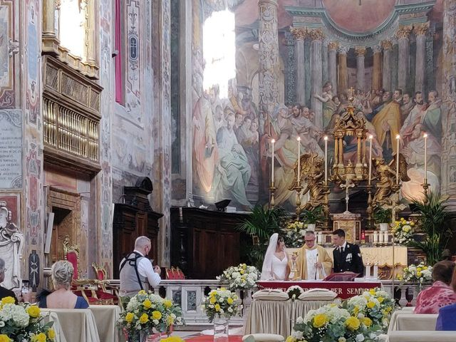 Il matrimonio di Massimo e Carlotta a Roma, Roma 15