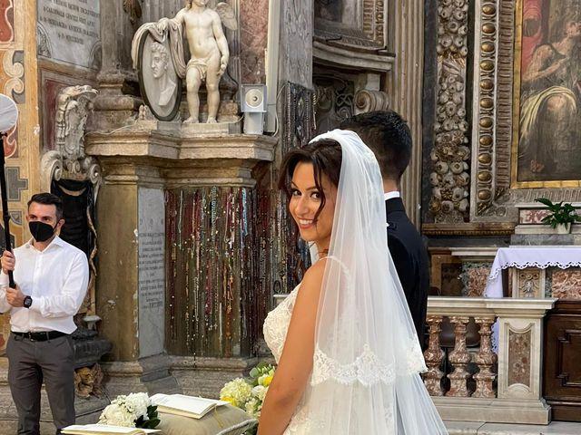 Il matrimonio di Massimo e Carlotta a Roma, Roma 17