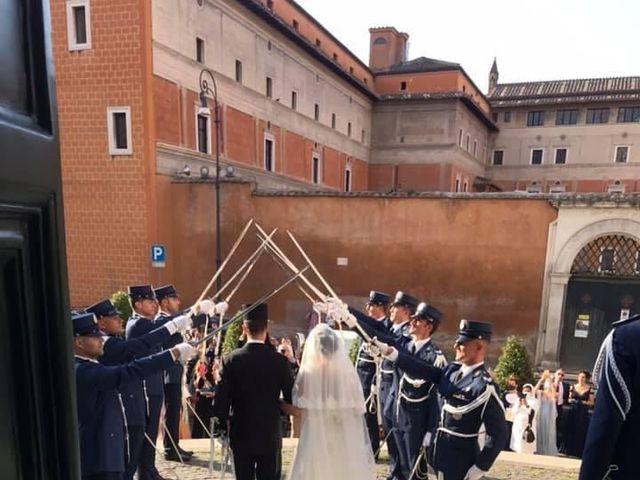 Il matrimonio di Massimo e Carlotta a Roma, Roma 19