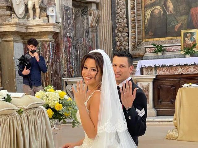 Il matrimonio di Massimo e Carlotta a Roma, Roma 23