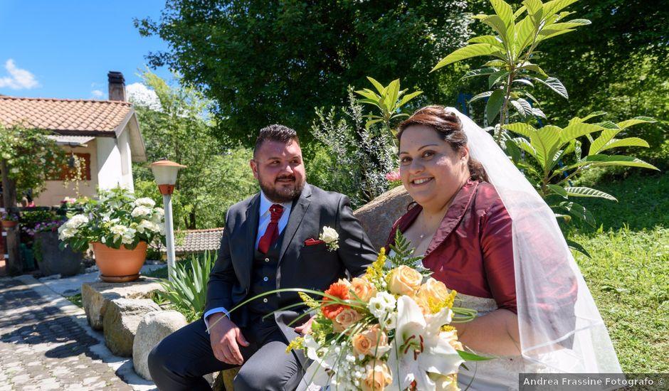 Il matrimonio di Davide e Paola a Monte Marenzo, Lecco