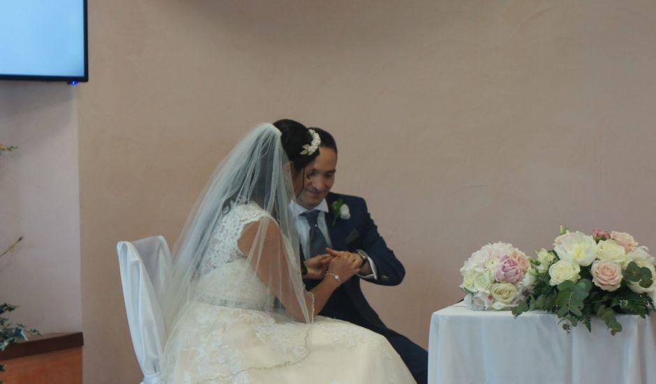 Il matrimonio di Krysthel e William a Frosinone, Frosinone
