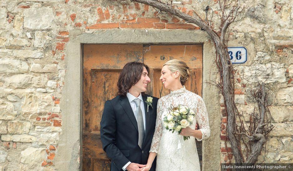 Il matrimonio di Gabriele e Ilaria a Bagno a Ripoli, Firenze