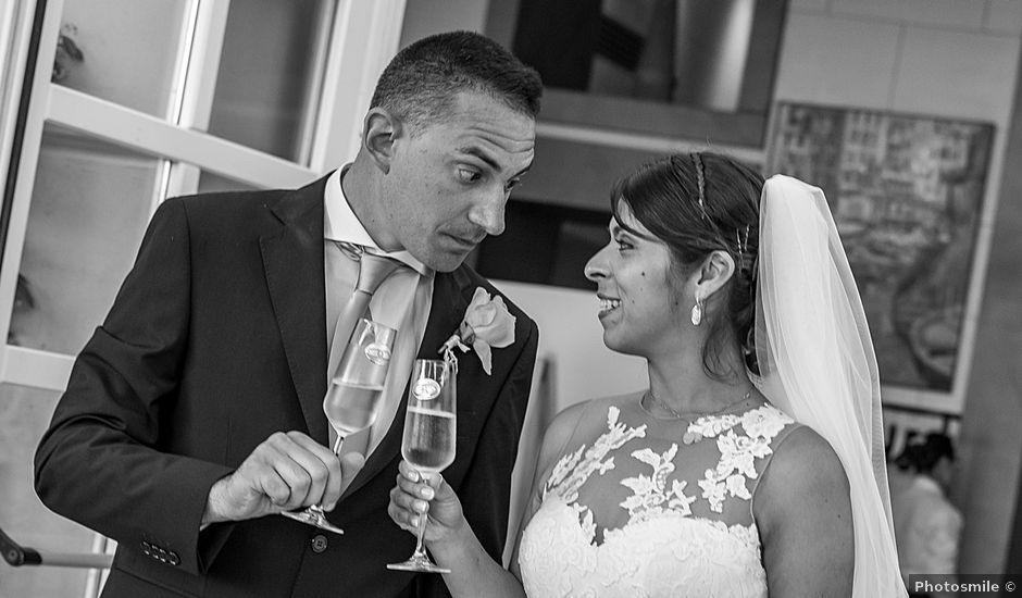 Il matrimonio di Marco e Paloma a Rapallo, Genova