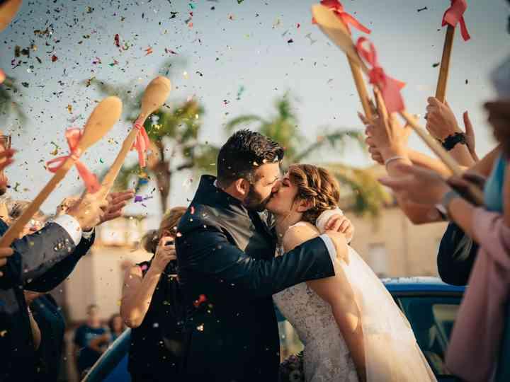 le nozze di Daniela e Arnaldo