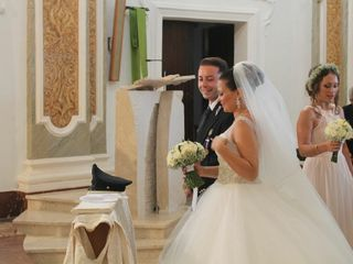 Le nozze di Clarissa  e Simone 3