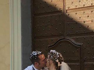 Le nozze di Ilaria e Alen 1