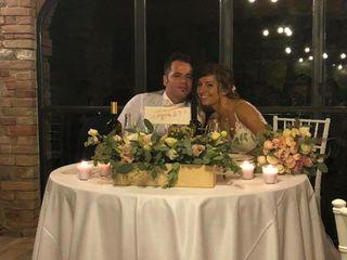 Le nozze di Ilaria e Alen