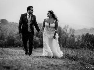 Le nozze di Alessandra e Valerio