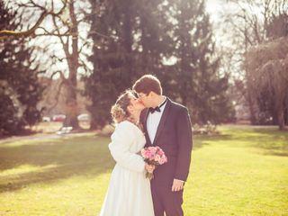 Le nozze di Andyara e George