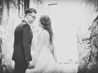Le nozze di Ivana e Raffaele