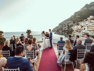 Le nozze di Danielle e Nicholas