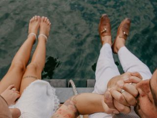 Le nozze di Sandra e Enrico