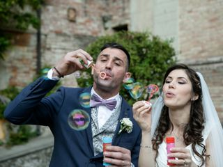 Le nozze di Alexandra e Mihai