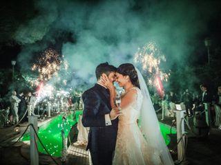 Le nozze di Veronica e Giuseppe