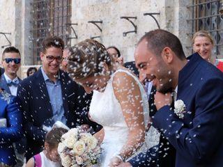 Le nozze di Vittoria e Roberto
