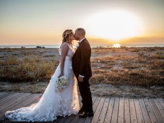 Le nozze di Fabiola e Pasquale