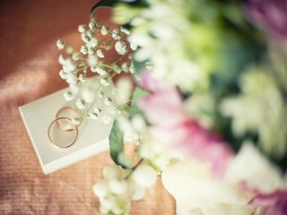le nozze di Erika e Stefano 1