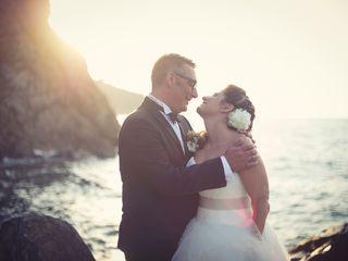 Le nozze di Erika e Stefano