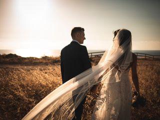 Le nozze di Chiara e Gaetano