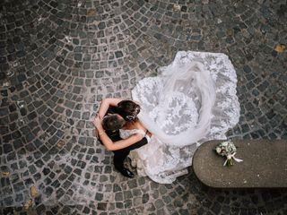 Le nozze di Fabrizio e Marialuisa