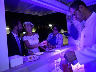 Le nozze di Federica e Marcello