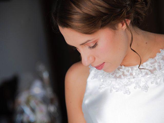 Il matrimonio di Andrea e Daniela a Moscazzano, Cremona 1