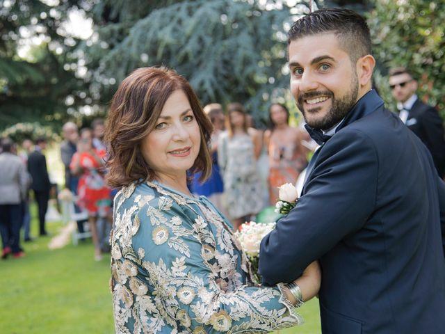 Il matrimonio di Andrea e Daniela a Moscazzano, Cremona 10