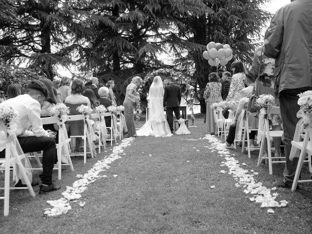 Il matrimonio di Andrea e Daniela a Moscazzano, Cremona 12