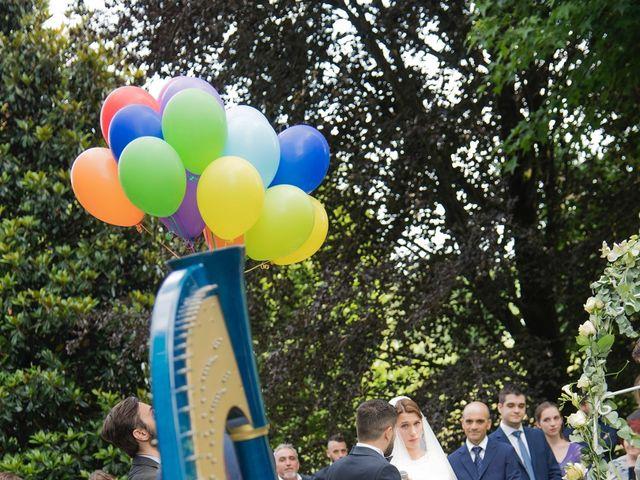 Il matrimonio di Andrea e Daniela a Moscazzano, Cremona 15