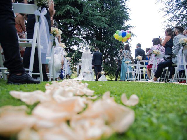 Il matrimonio di Andrea e Daniela a Moscazzano, Cremona 16