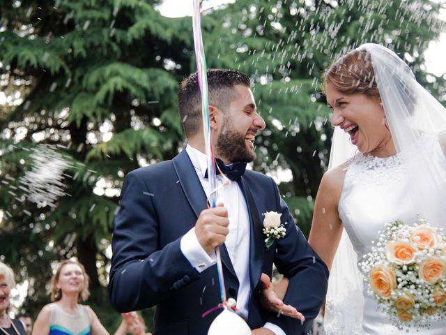 Il matrimonio di Andrea e Daniela a Moscazzano, Cremona 2