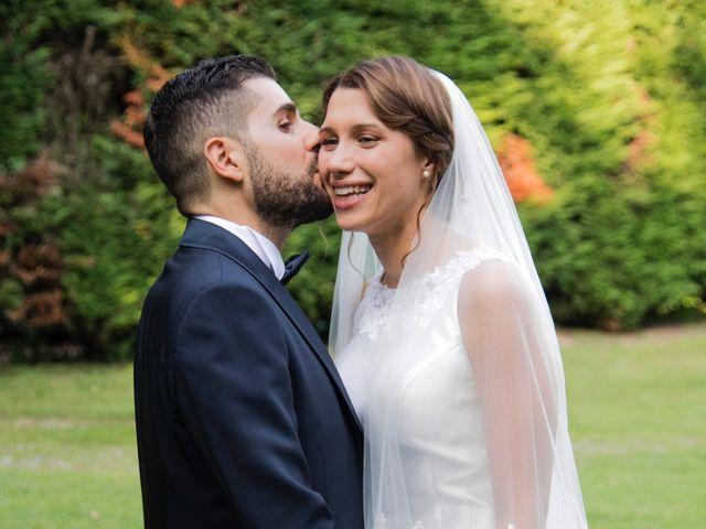 Il matrimonio di Andrea e Daniela a Moscazzano, Cremona 19