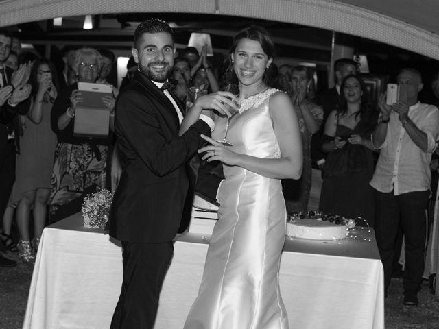 Il matrimonio di Andrea e Daniela a Moscazzano, Cremona 30