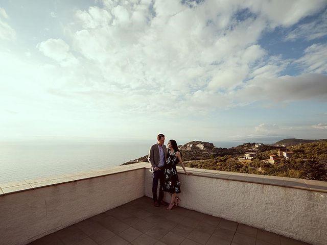 Il matrimonio di Nicholas e Danielle a Positano, Salerno 5