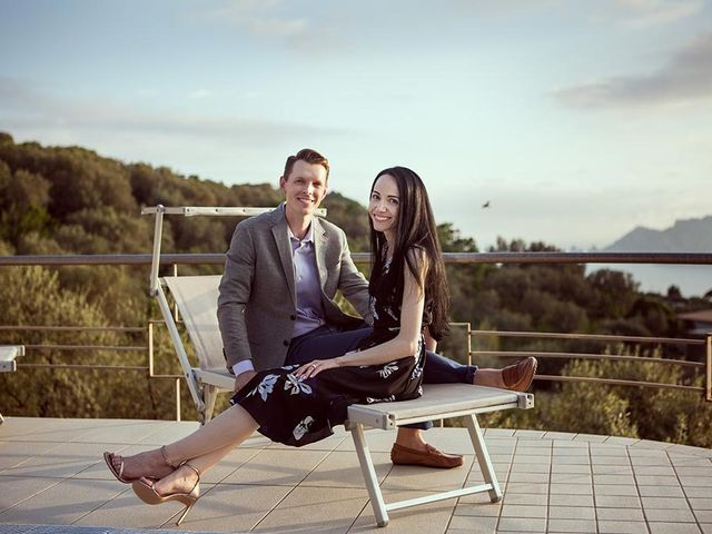 Il matrimonio di Nicholas e Danielle a Positano, Salerno 10