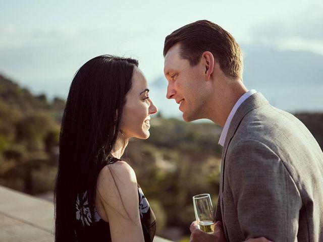 Il matrimonio di Nicholas e Danielle a Positano, Salerno 13