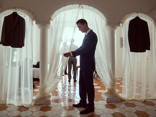 Il matrimonio di Nicholas e Danielle a Positano, Salerno 18
