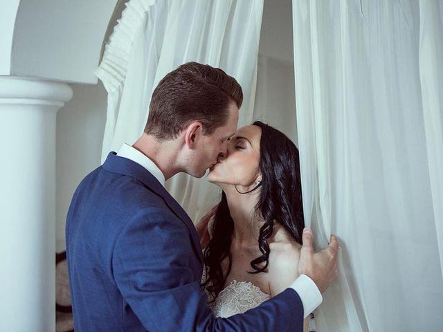 Il matrimonio di Nicholas e Danielle a Positano, Salerno 30